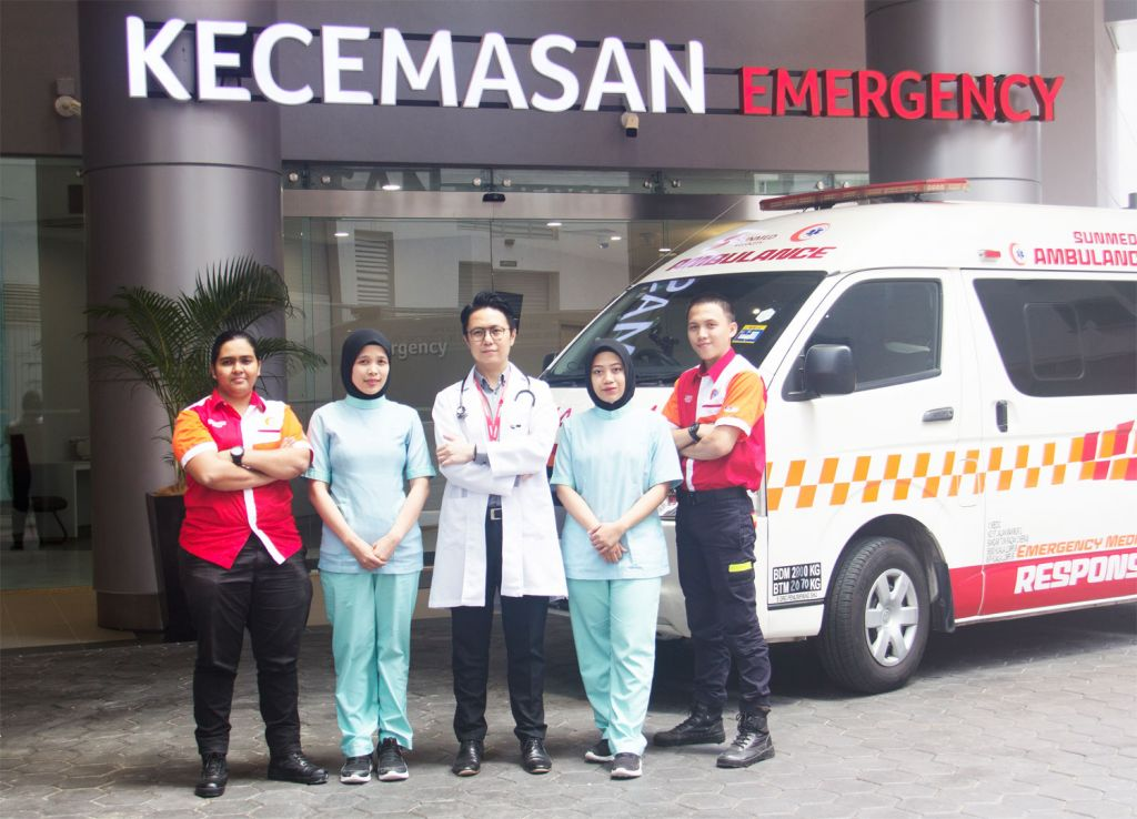 Sunway Medical Centre Velocity staff