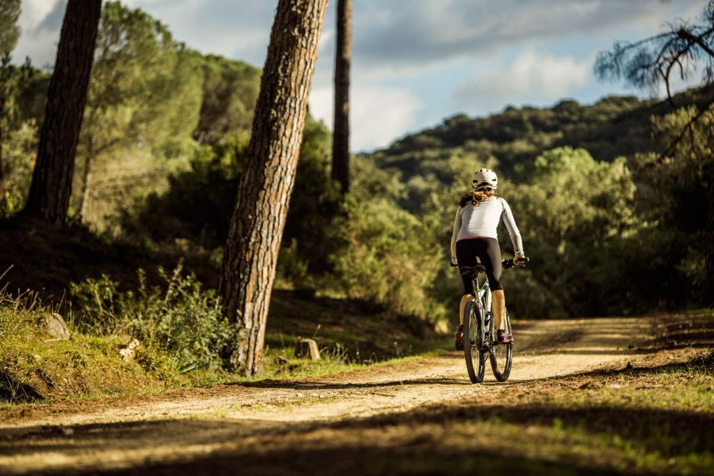 Trail Cycling at Sotogrande Andalusia