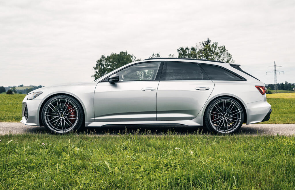 ABT Sportsline Audi RS6 side profile