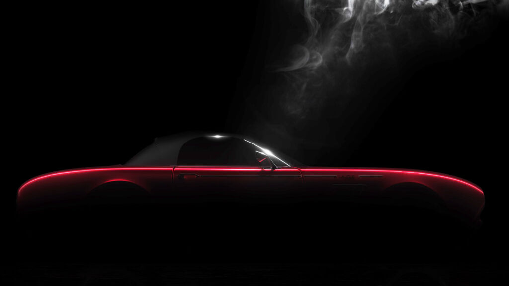 ARES Design and Lalique to Produce Bespoke Car