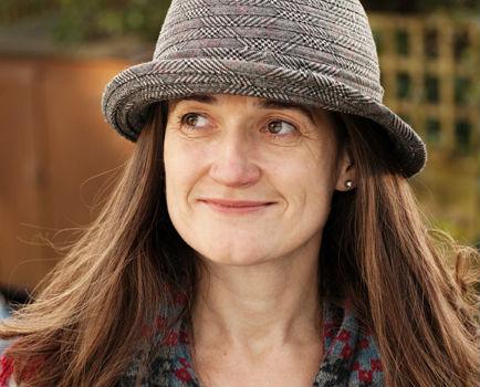 Author Helen Cross