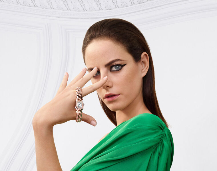 Unexpected Encounters in Cartier's Latest Timepiece Novelties for 2020 15