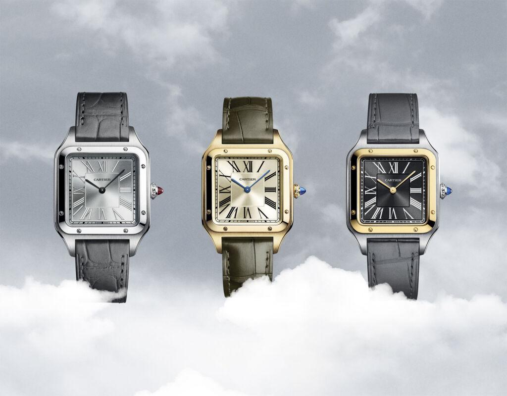 Cartier Unexpected Encounters timepieces