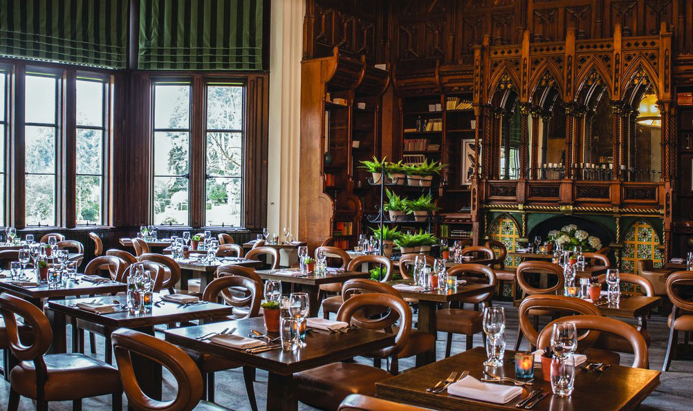 De Vere Tortworth Court 1853 Restaurant