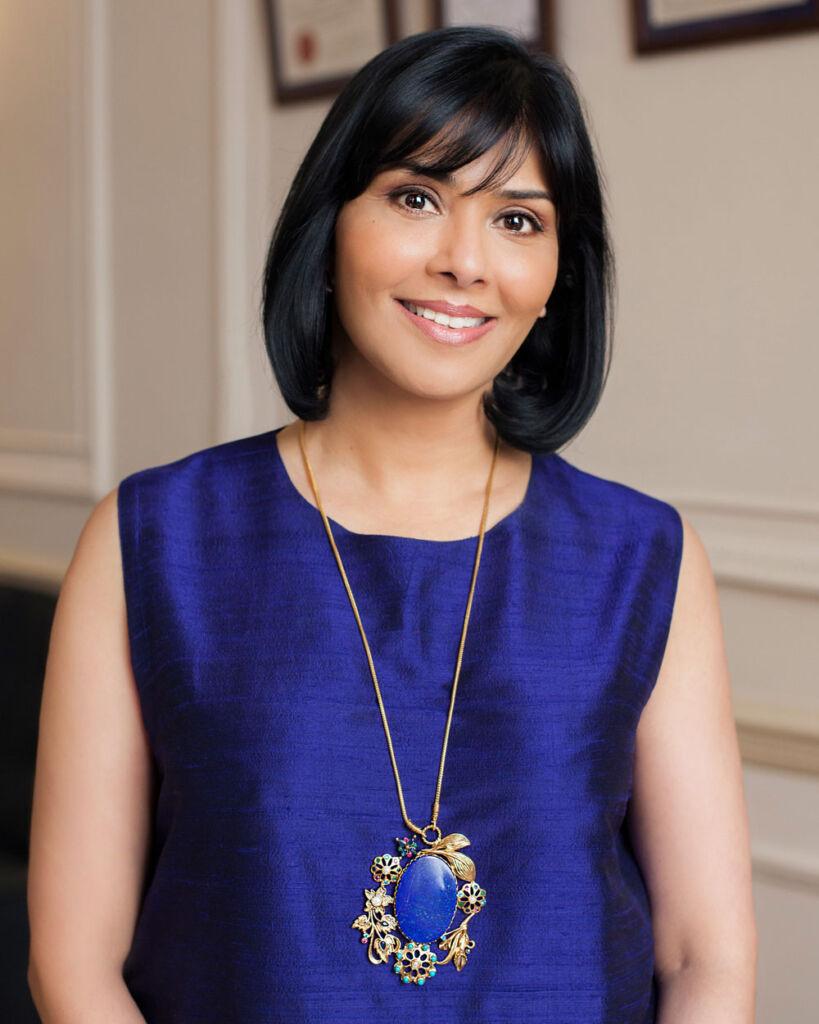 Dr Sabrina Shah Desai