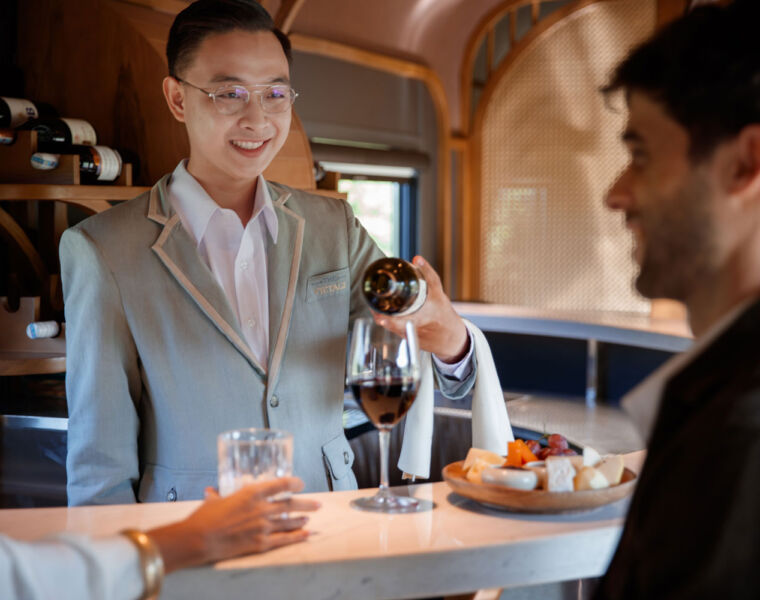 An Insight into The Vietage, Antara's New Luxury Train Carriage