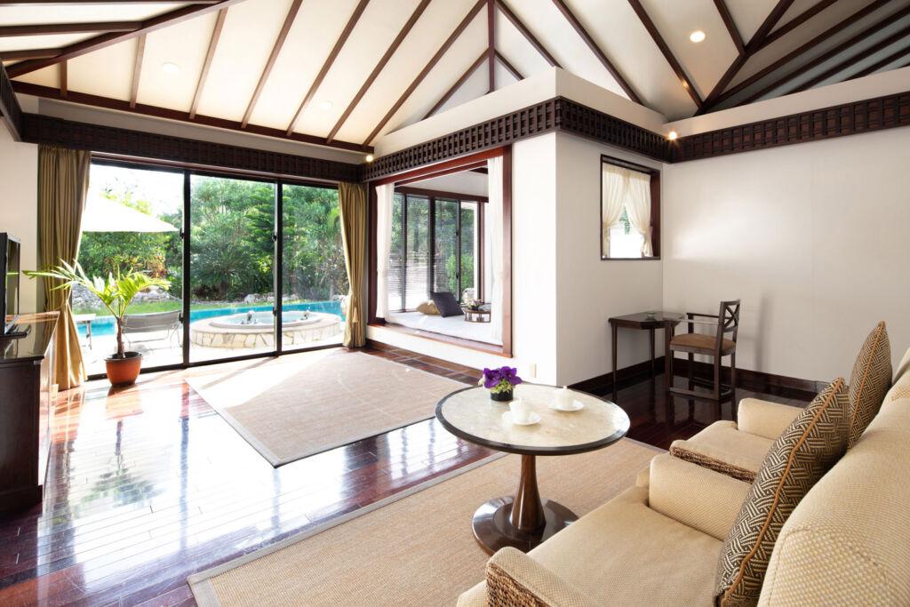 Hoshino Resorts RISONARE Kohamajima bedroom suite