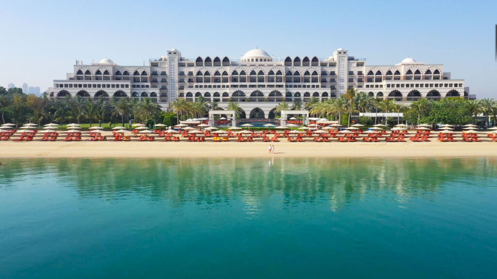 We Talk To Mahmoud Sakr, MD Of Dubai's Jumeirah Zabeel Saray Hotel & Residences