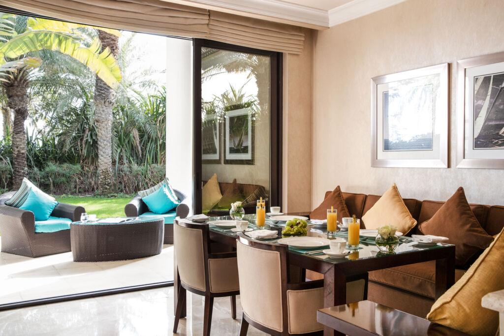 Jumeirah Zabeel Saray villa interior