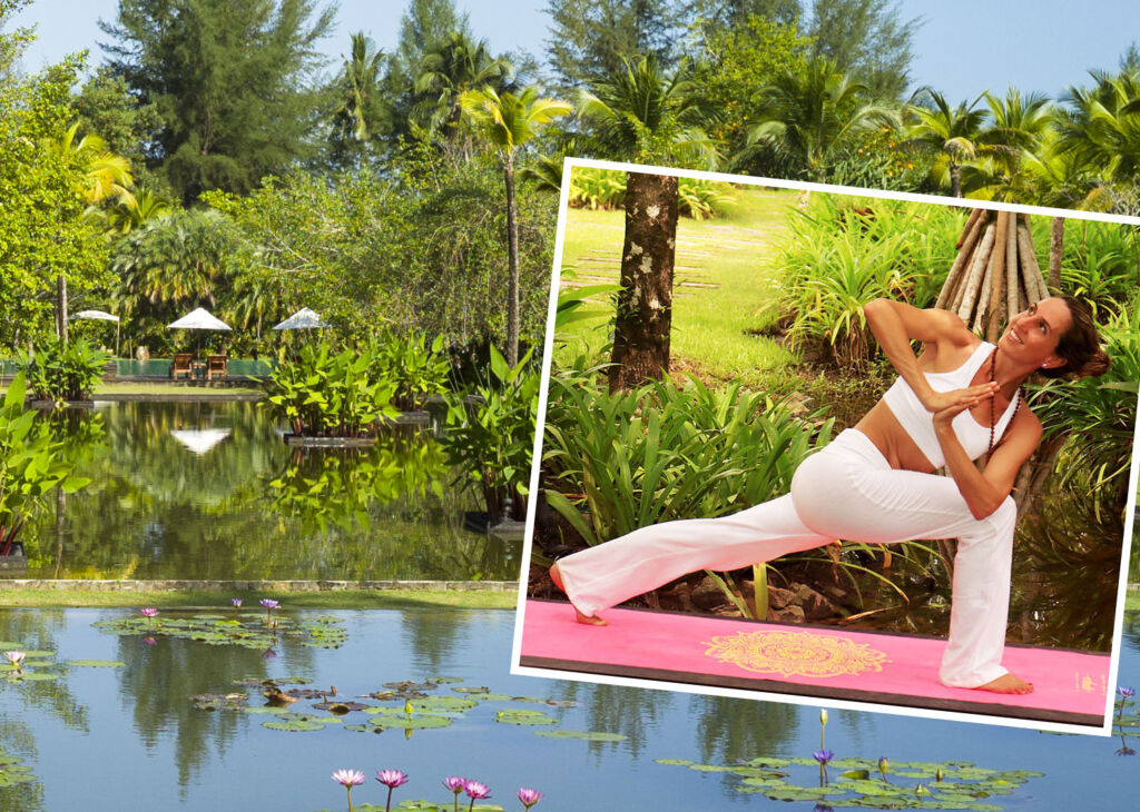 Justine Capdevielle Yoga Classes at The Sarojin