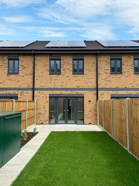 ilke Homes development in Greenwich