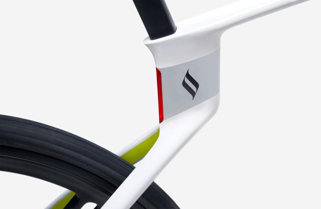 Superstrata 3D Printed Carbon Fibre bike frame joint