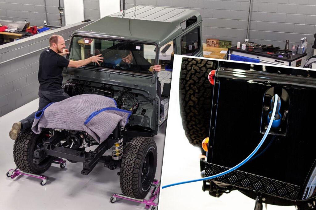 Twisted Automotive Electric EV Project