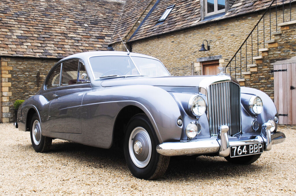 Bentley Motors S1 Coupe