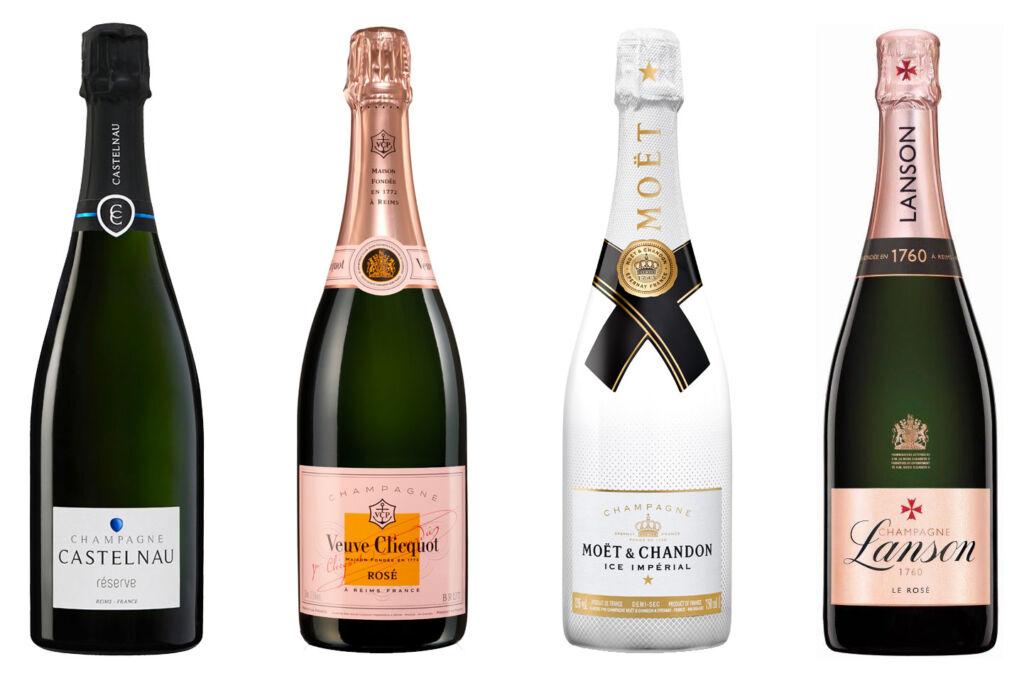 Best tasting champagnes Summer 2020