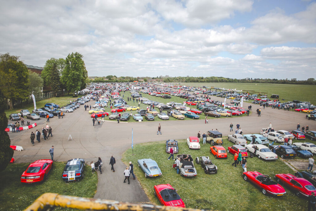 The Classic Car Drive-In Weekend, Coming Soon to Bicester Heritage