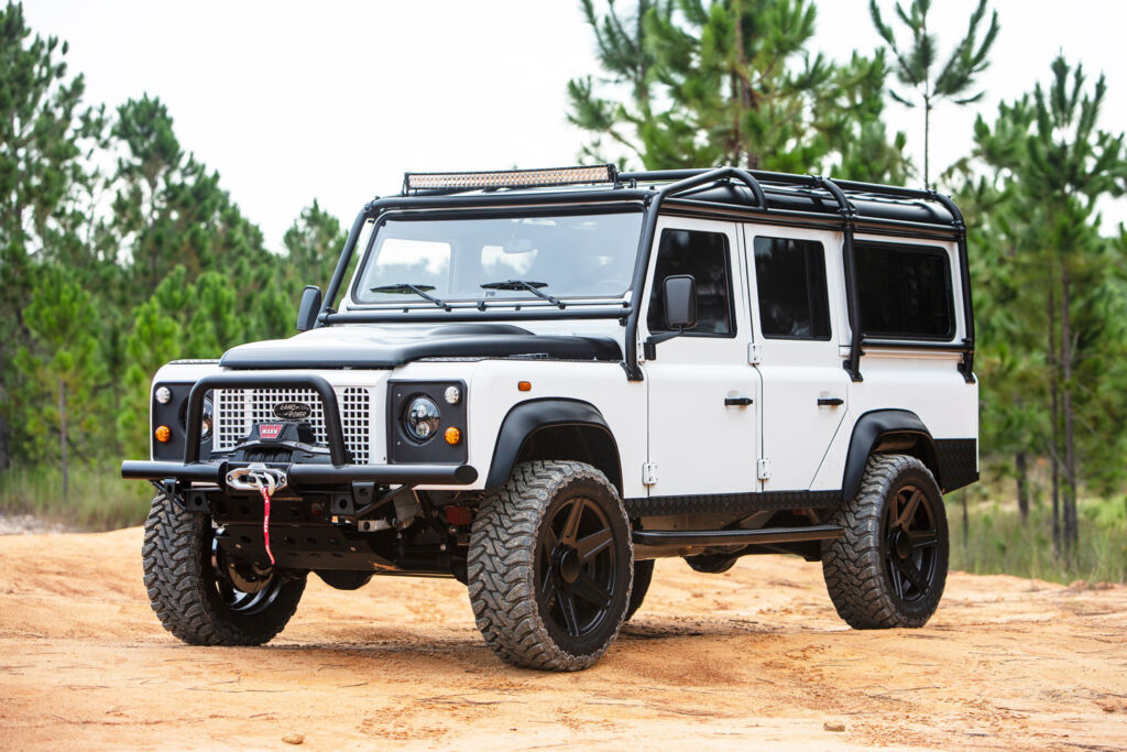 E.C.D Automotive Project Savage Vehicle