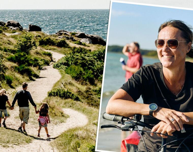 Fjordmino Route in Jutland Denmark