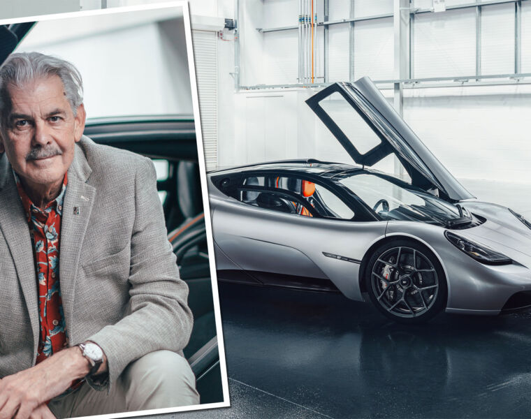 The Gordon Murray Automotive T.50 - A 'Too Good to Hurry' Supercar
