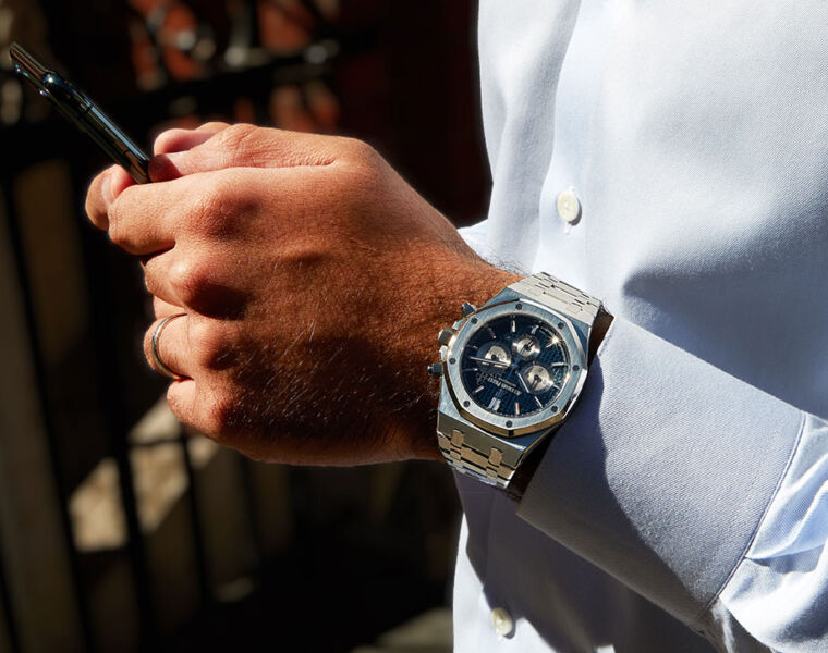 How much is your luxury watch worth