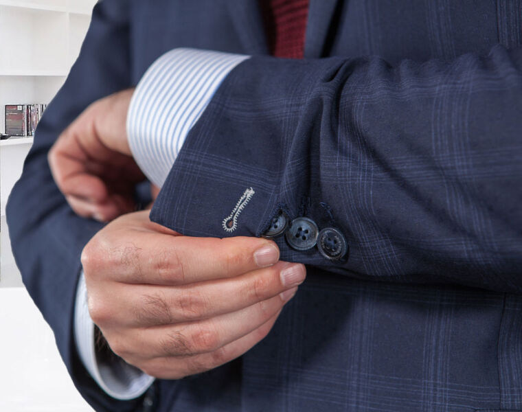 The Reasons Why Some People Look better in a Suit Than Others 15