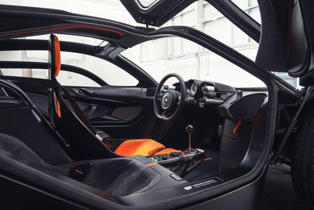 Inside the Gordon Murray Automotive T50
