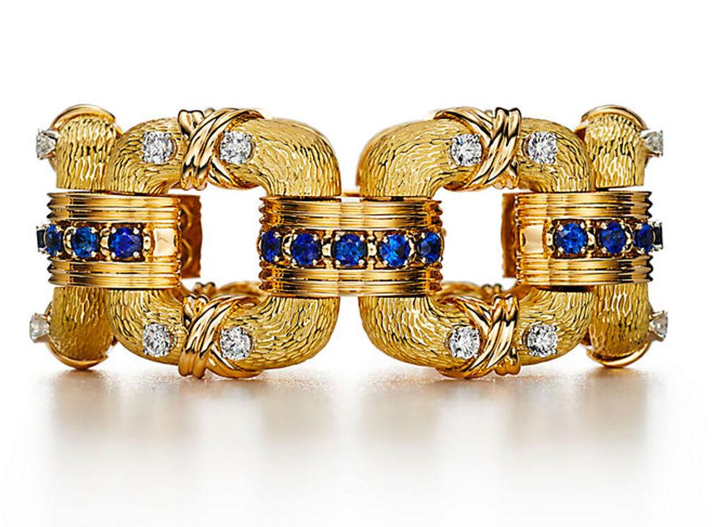 Jean Schlumberger Cooper Bracelet for Tiffanys