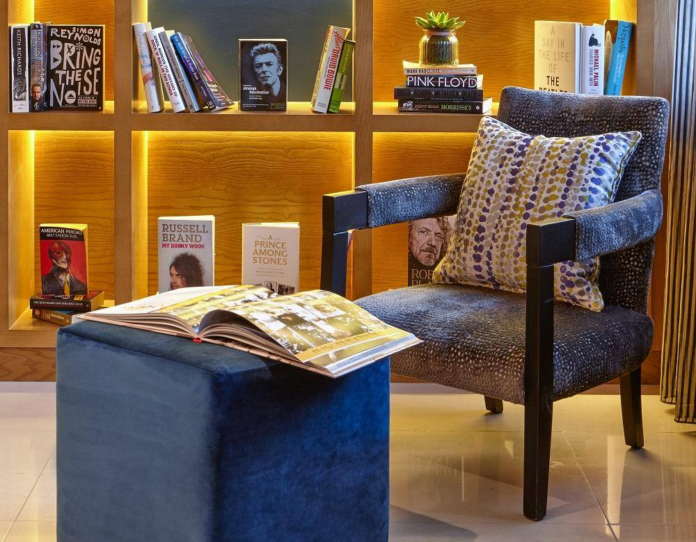Work from Home at K West Hotel & Spa in London