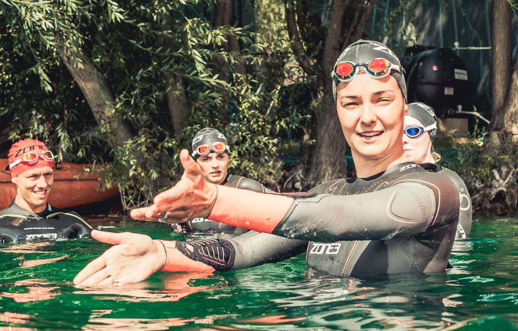 Keri-Anne Payne Olympic Open Water Swimmer