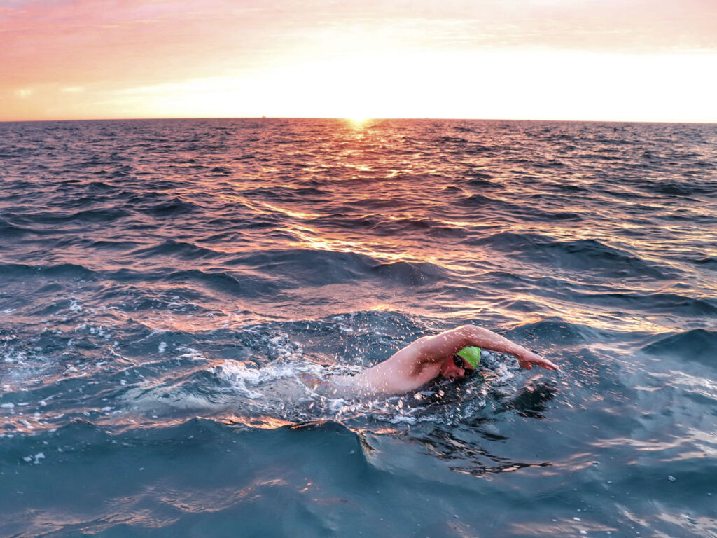 Sounding Out the Most Effective Way to Swim the Channel