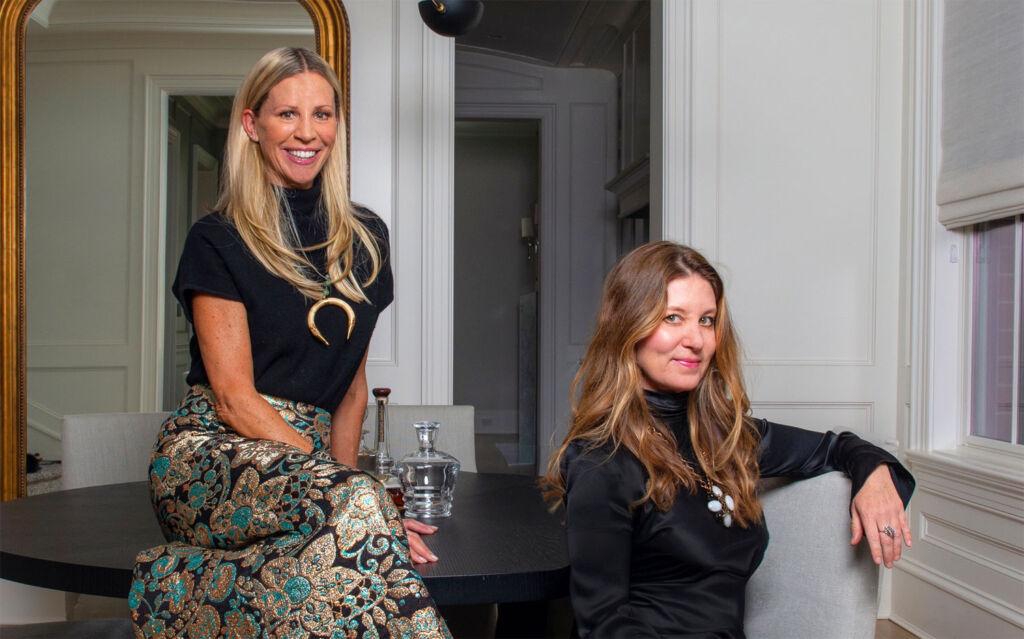 Michelle Jolas and Lauren Lozano Ziol, founders of SKIN