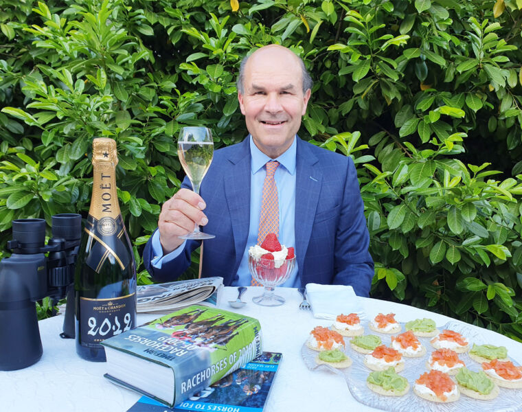 Summer Season at Home With Wine Tipster Neil Phillips