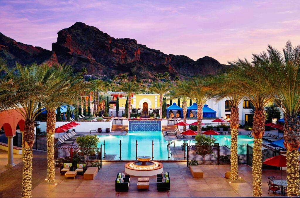 Omni Montelucia Resort & Spa in Scottsdale Arizona