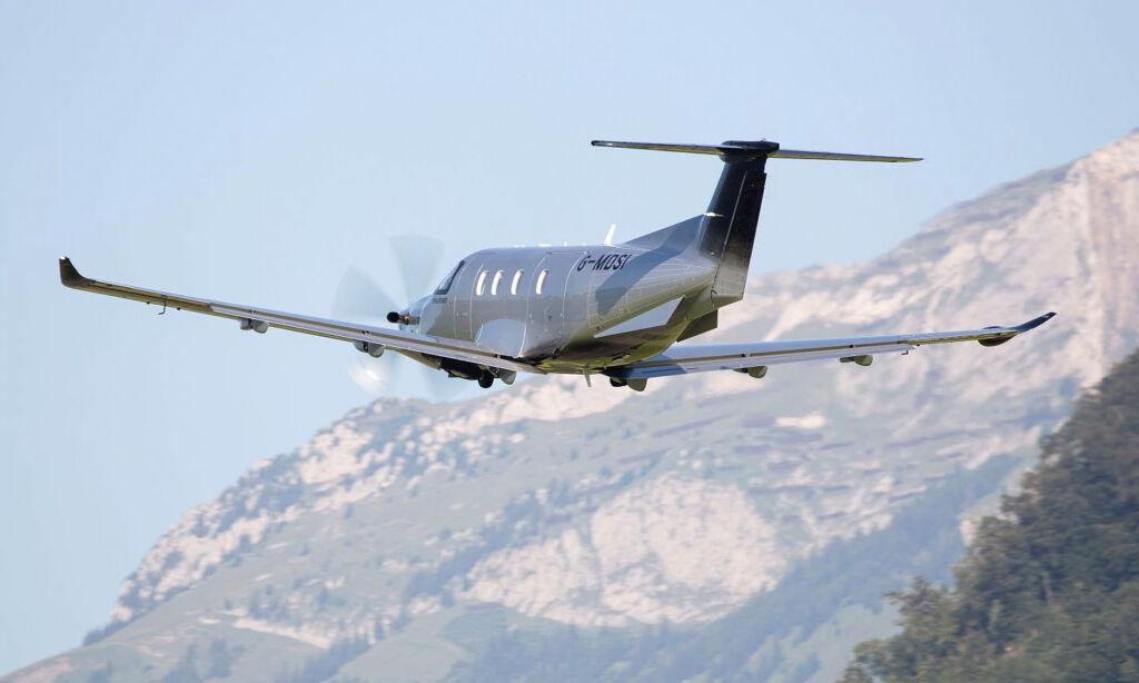 The Oriens Pilatus PC-12 NGX Continues to Reach News Heights 3
