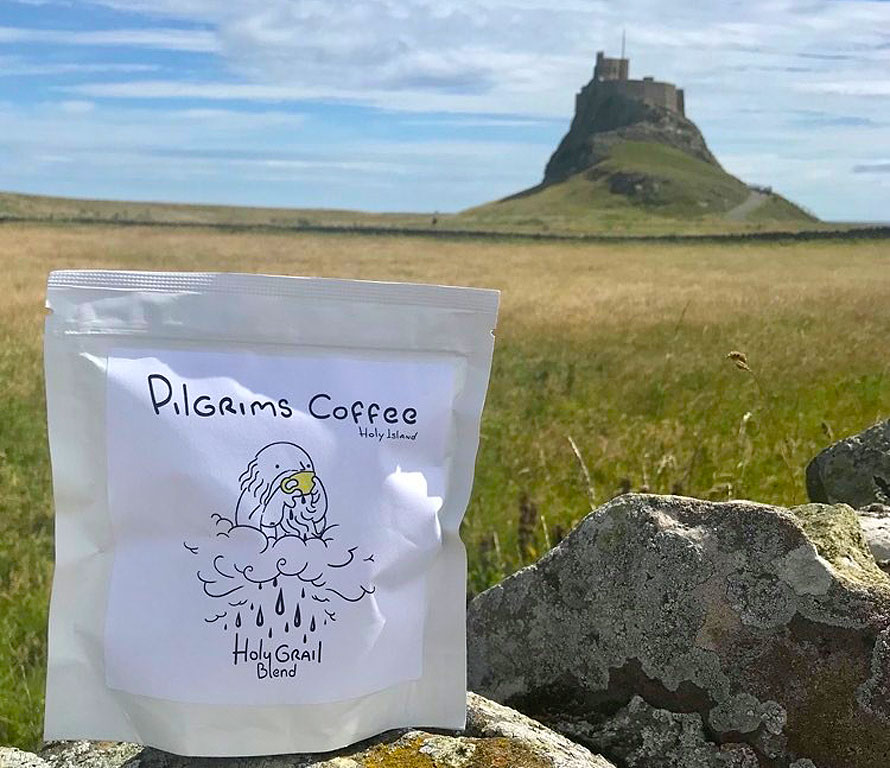 Lindisfarne's Pilgrims Coffee Gives us Our 'Daily Bread'