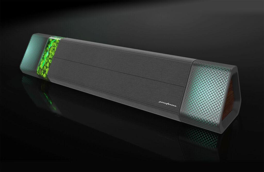 Pininfarina Architettura Smart Working Kit Concept