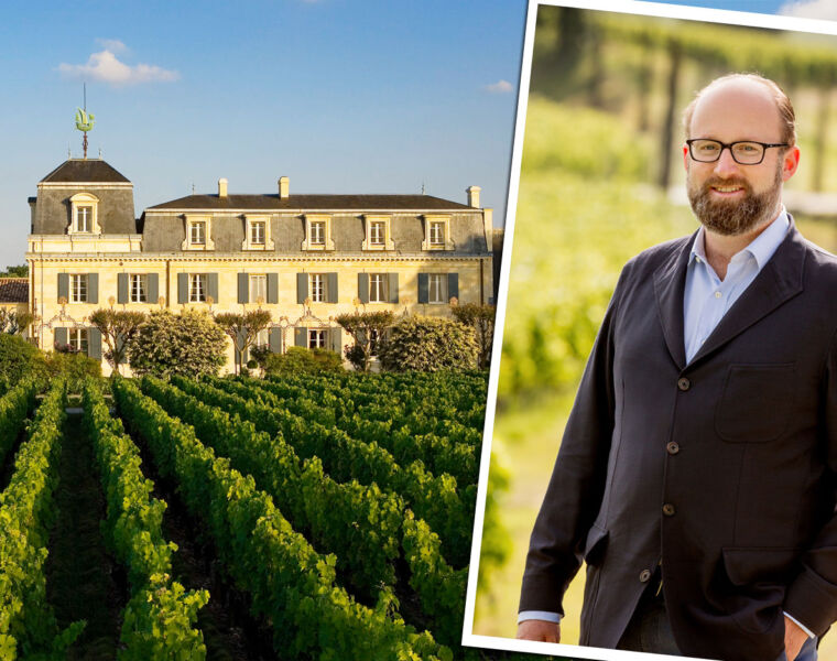 Exclusive Interview With Château Haut-Brion's Prince Robert de Luxembourg 1