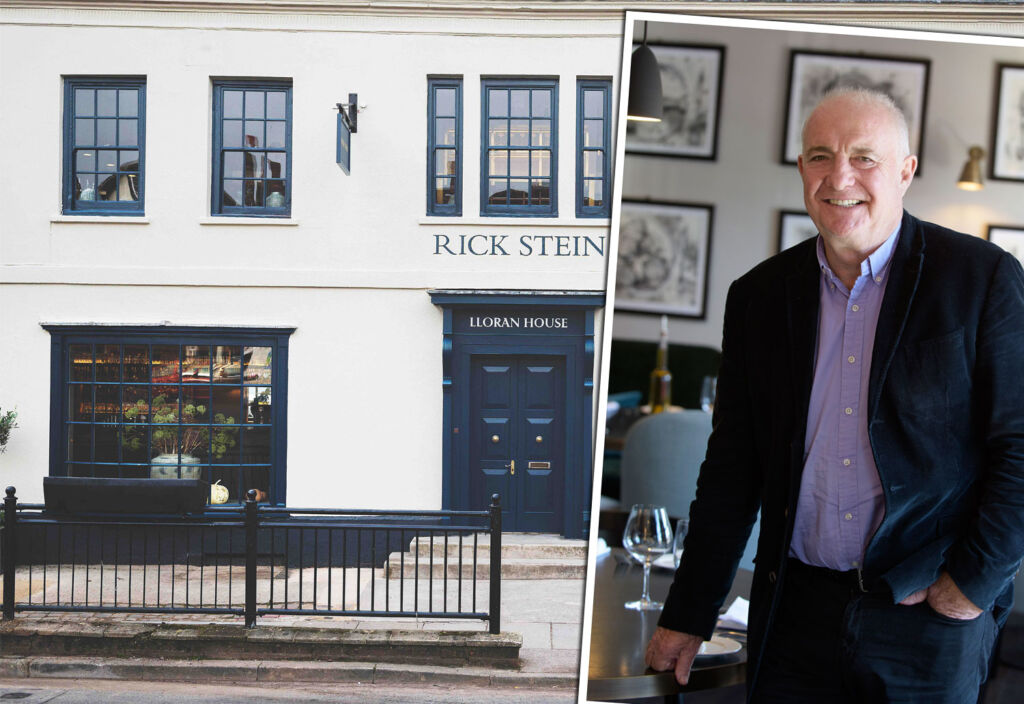 Rick Stein Marlborough is ready for September reopening