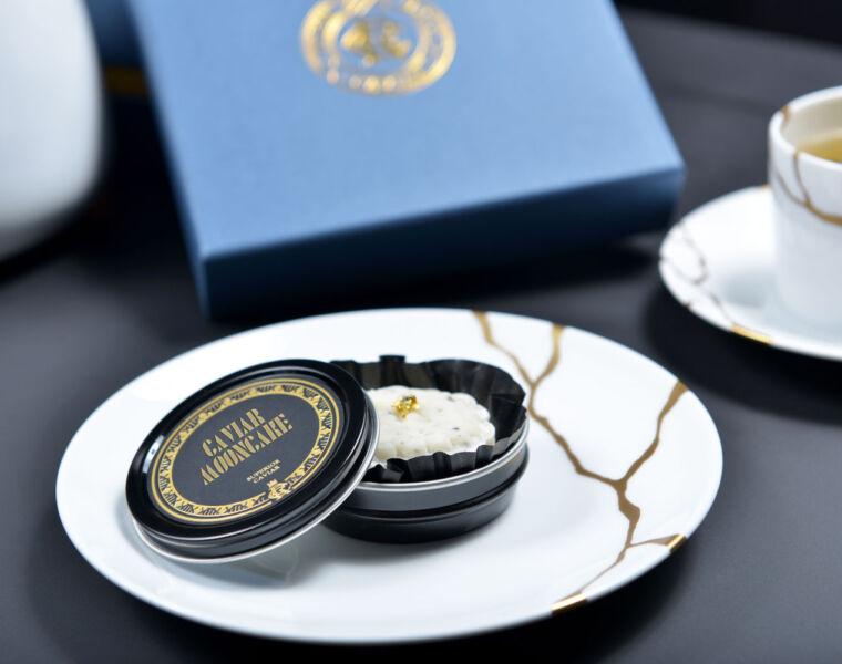 Royal Caviar Club Launches Caviar & Australian Black Truffle Mooncake