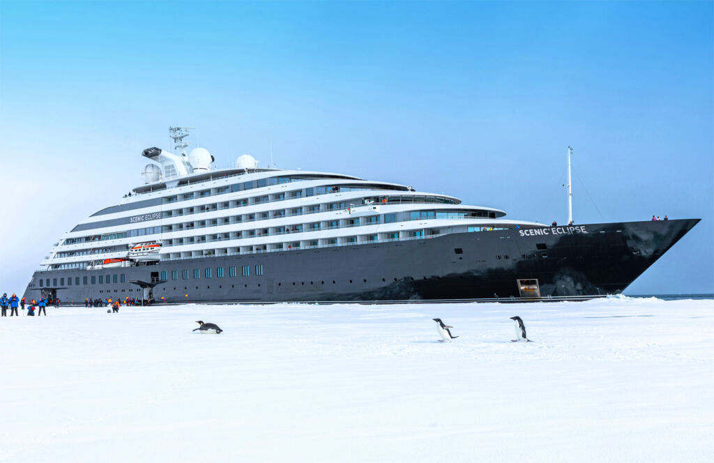 The Scenic Eclipse Turns One - Here's How She's Celebrating