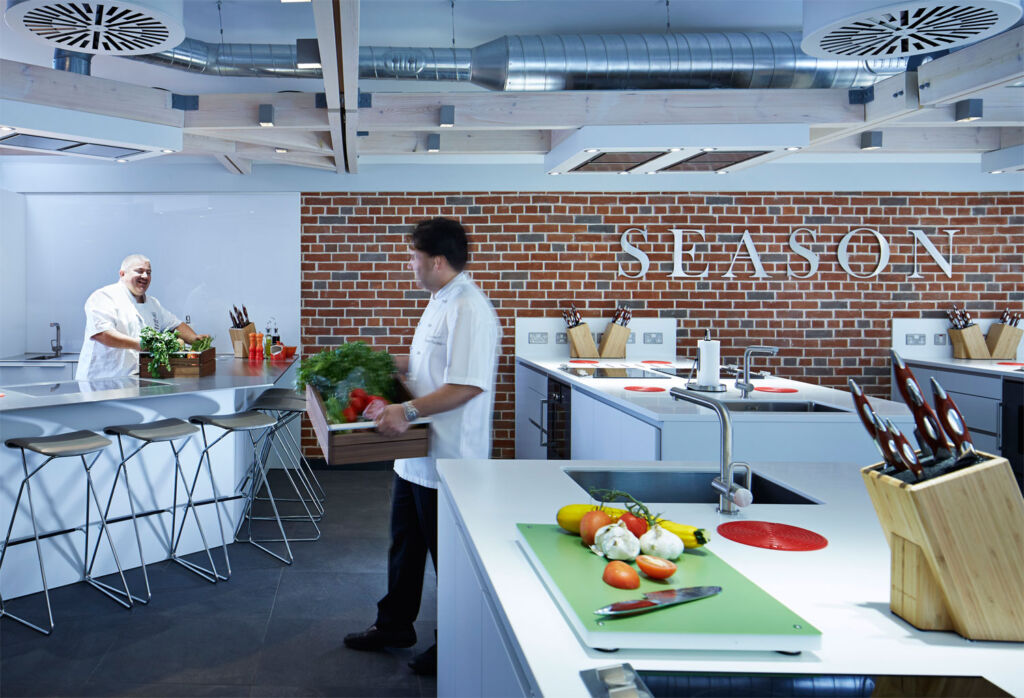 Season Cookery School in Hampshire