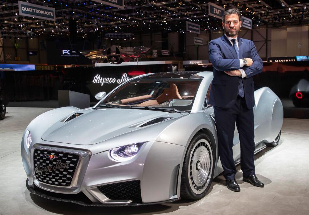 Exclusive Interview with Sergio Martínez Campos, CEO Of Hispano Suiza