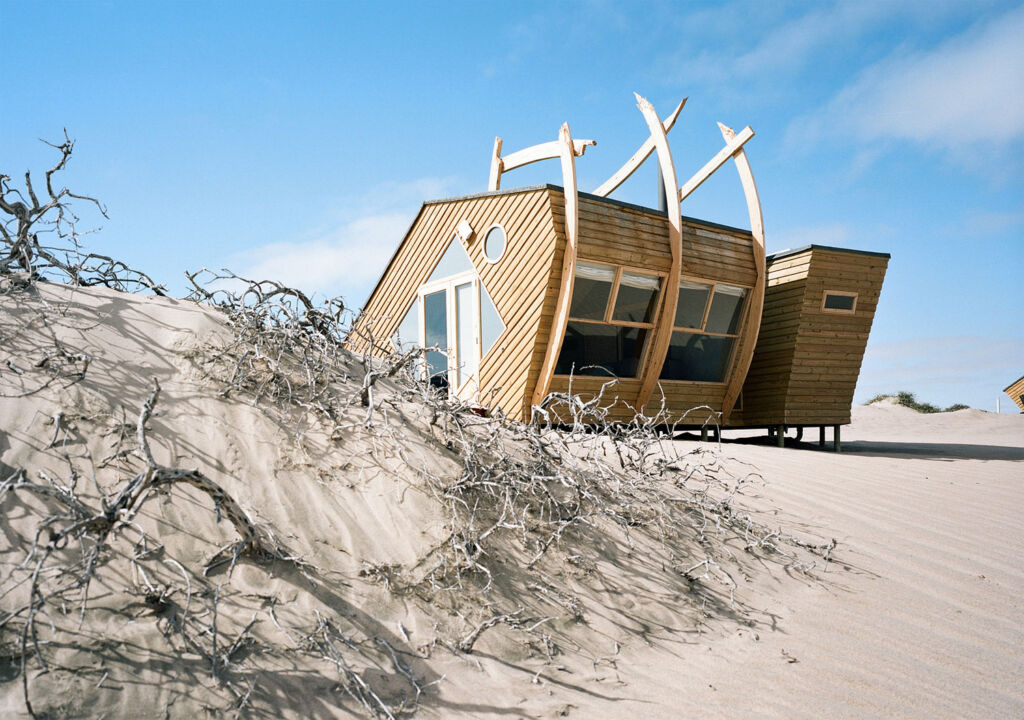Shipwreck Lodge the Skeleton Coast Namibia