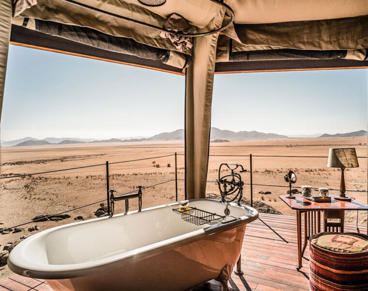 Experience Namibia one of the World's Most Sparsely Populated Places