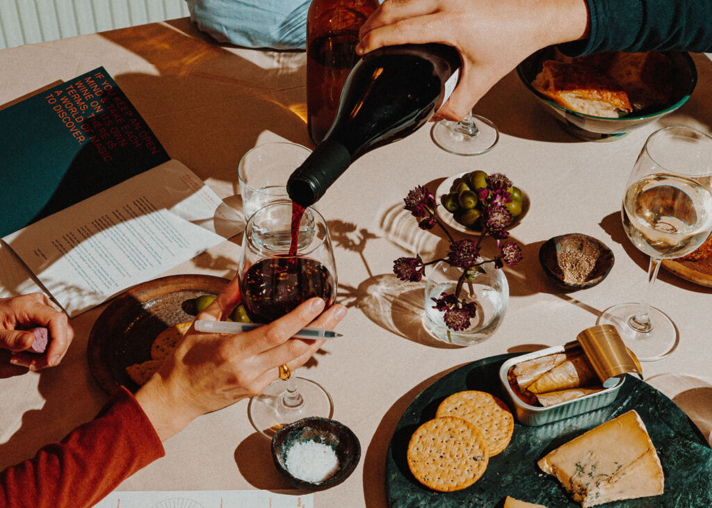 Taking the snobbery out of wine knowledge