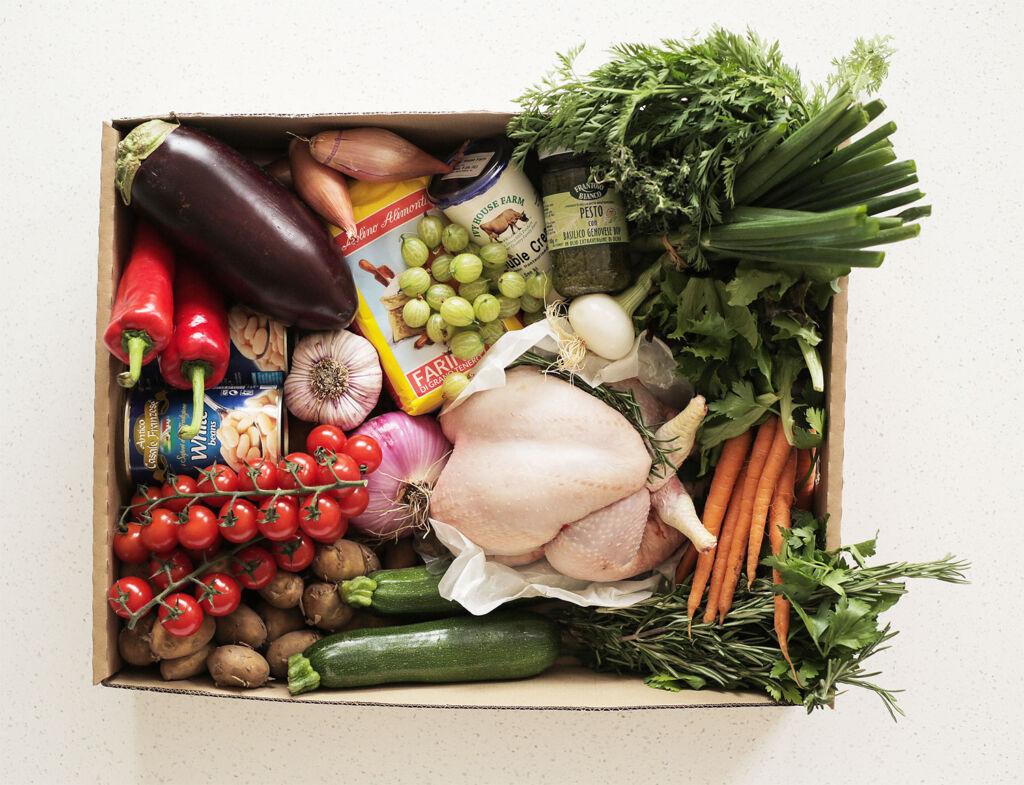 The Knock Knock Sunday Feast Box