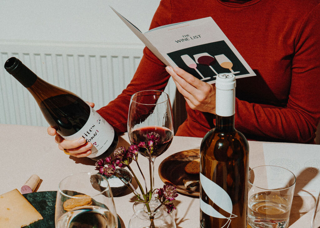 The Wine List is Taking the Snobbery Away from Wine