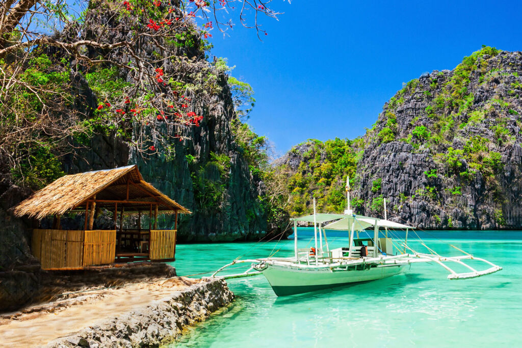 Escape the World at The Pavilions El Nido, Palawan Island
