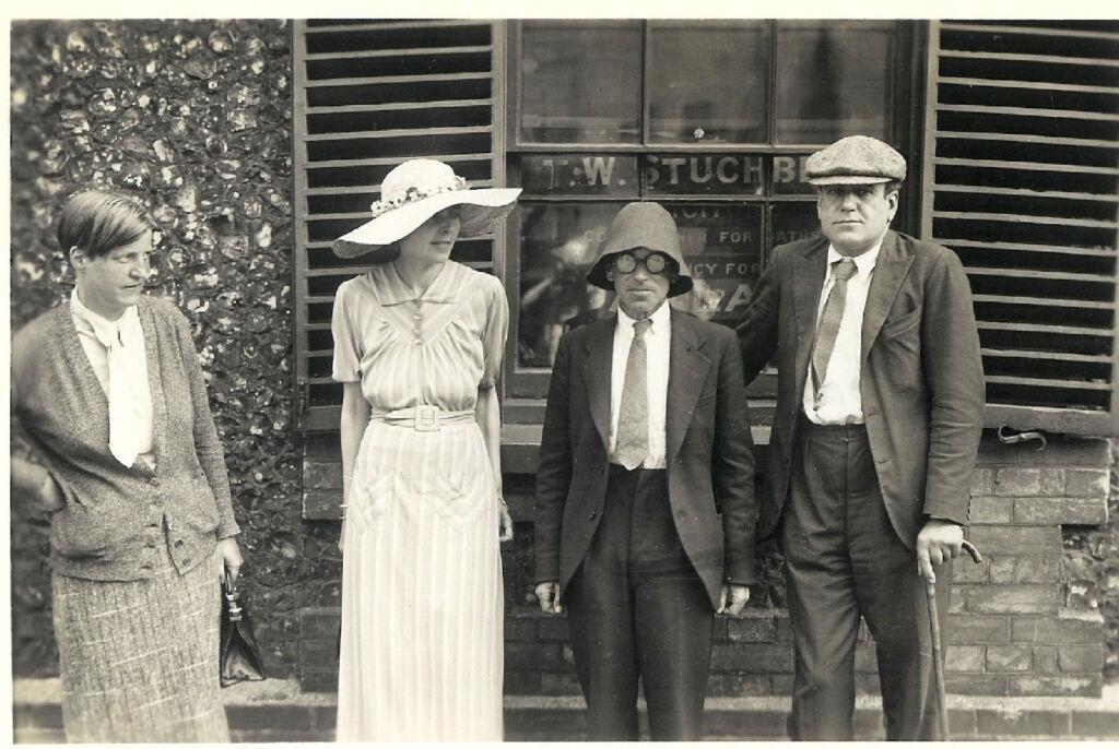 Stanley Spencer, Patricia Preece wedding