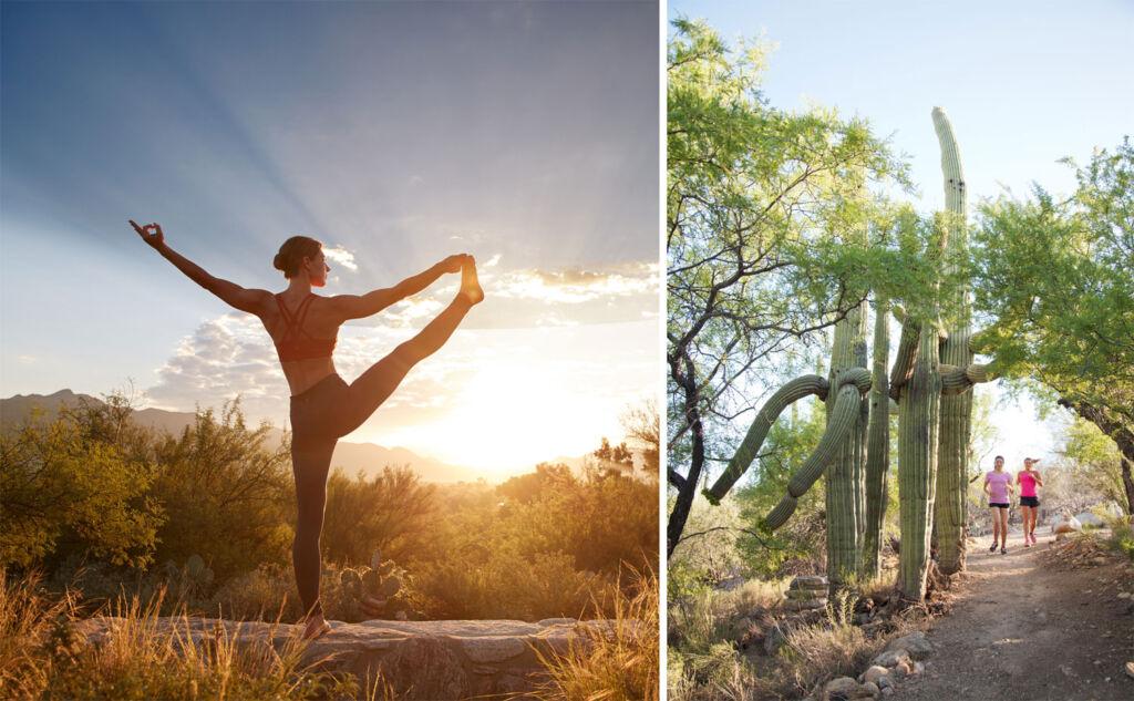 Wellness at Canyon Ranch in Tucson Arizona